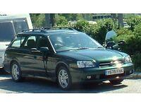 Ideal tow car; original owner; new (clutch, cam belt,battery) all service bills , cycles bracket etc