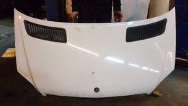 2010 MERCEDES SPRINTER W906 906 COMPLETE BONNET BONET FRONT WING PANEL WHITE