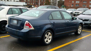 2006 ford fusion mint condition
