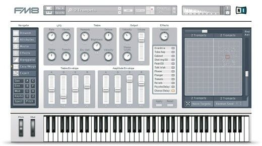 Native Instruments NI FM8 Synth For Sale (licence Transfer) | in Brentry,  Bristol | Gumtree