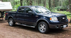 2006 Ford F-150 SuperCrew fx4 Pickup Truck