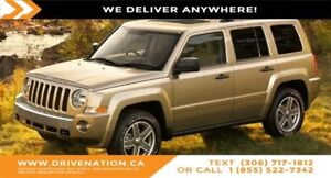 2007 Jeep Patriot Sport/North PST PAID***GREAT FOR WINTER