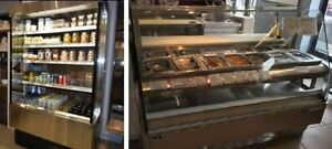 IFI -(x1)OPEN FRIDGE & (x1)REFRIGERATED DISPLAY- BOTH FOR C$4500