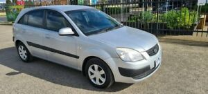 2005 Kia Rio BC Silver 4 Speed Automatic Hatchback North Geelong Geelong City Preview