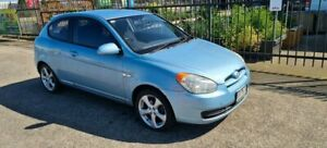 2006 Hyundai Accent MC 1.6 Blue 5 Speed Manual Hatchback North Geelong Geelong City Preview