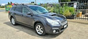2013 Subaru Outback MY13 2.0D AWD Grey Continuous Variable Wagon North Geelong Geelong City Preview