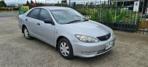 2005 Toyota Camry ACV36R Upgrade Altise Silver 4 Speed Automatic Sedan North Geelong Geelong City Preview