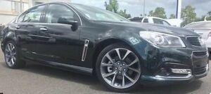 2013 Holden Commodore VF MY14 SS V Green 6 Speed Sports Automatic Sedan Berrimah Darwin City Preview