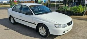 2003 Holden Commodore VY Executive White 4 Speed Automatic Sedan North Geelong Geelong City Preview