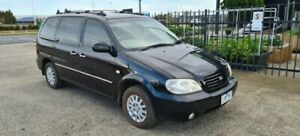 2003 Kia Carnival LS Black 4 Speed Automatic Wagon North Geelong Geelong City Preview