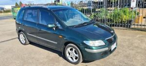 2002 Mazda Premacy Green 5 Speed Manual Hatchback North Geelong Geelong City Preview