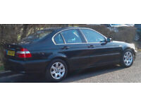 2003 BMW 320i Excellent condition with many new parts and tyres.