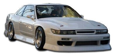 89-94 Fits Nissan S13 Silvia B-Sport Duraflex 8 Pcs Full Wide Body Kit!!! 104625
