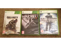 3 Call of duty for £10