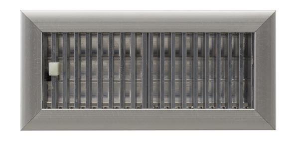 """2 1/4"""" x 10"""" Aluminum HVAC A/C Floor Grille Vent Register"""