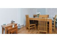 Oak furniture for sale (4 items) - EXCELLENT CONDITION
