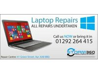 *** Laptop and PC Repair Specialists - STORM COMPUTER SHOP ***