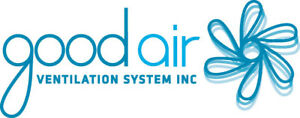 Breathe easier when Good Air services your Air Exchanger