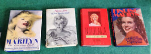 Marilyn Monroe Book Collection IN CRESTON **REDUCED**