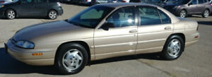 Chevrolet Lumina Safetied, Clean Title, Only 118,000 KM, Mint