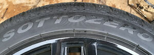 "BMW 18"" performance winter tire+rim package, brand new condition St. John's Newfoundland image 4"