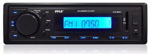 PYLE PLR26MPU RECEIVER MP3 USB SD AUX AM FM MECHLESS UNIT