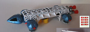 Space 1999 : Dinky 360 Eagle Freighter