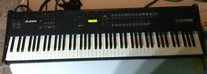 Alesis QS8 88 Keys Electric Piano Synthesizer