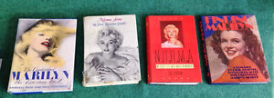 Marilyn Monroe Book Collection IN CRESTON