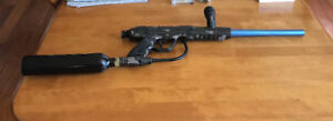 Paintball Gun TAC 5M Recon Camouflage Excellent Condition