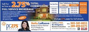 List for as low as 2.75% Total Commission!!!