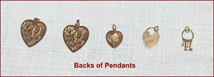 Lot of 5 Vintage Pendants or Charms Belleville Belleville Area image 4