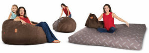 Convertible Beanbag Chairs / Utilisé une seule fois!
