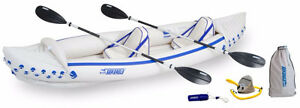 Sea Eagle Inflatable 370 Pro Kayak Now Available in Montreal