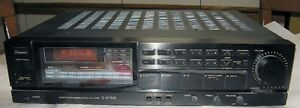 Sansui SX-700 Quartz Synthesizer Stereo Receiver Clean Smooth