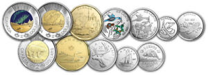 Looking for Canada 150 coins
