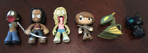 Funko Mystery Minis Lot: Game of Thrones and The Walking Dead