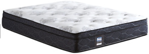 Simmons Do Not Disturb Paulsen Euro-Top Queen Mattress Set