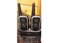 Binatone terrain 750 long range walkie talkies