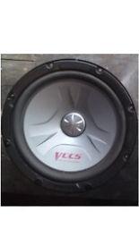 12 inch pioneer subwoofer -600 watts