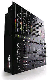 Reloop rmx 40 dsp black fire edition 4 channel dj  mixer