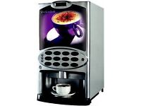 HOT DRINK COFFEE MACHINE VISION 400 REDUCED ONLY £500