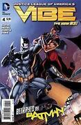 Justice League 4 New 52
