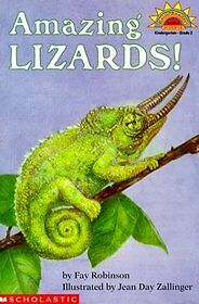 Two-Pack books: Lizards and Spiders books- NEW