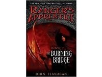 The Burning Bridge (The Ranger's Apprentice, Book 2) (ISBN-13: 9780142408421)
