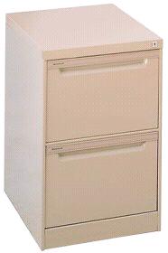 Brownbuilt 2 draw filing cabinet Upwey Yarra Ranges Preview