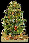Oblaten Weihnachten