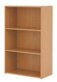Beech 3 shelves Bookshelves/Bookcase