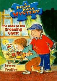The Jigsaw Jones Mystery - The Case of the Groaning Ghost