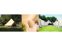 Creamfields Tickets with Luxury Bell Tent